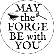 May the forge be with you