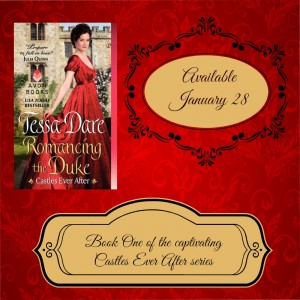 Romancing the Duke, available January 28