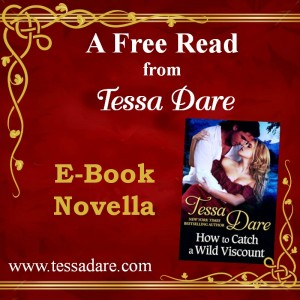 A free read from Tessa Dare