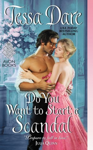 Cover for Do You Want to Start a Scandal