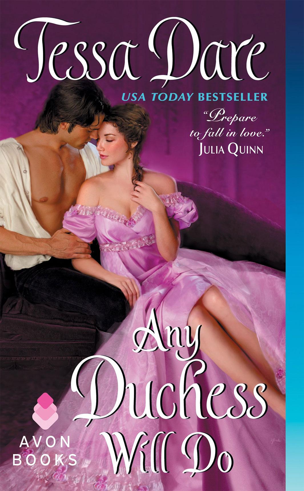 Any Duchess Will Do | Tessa Dare