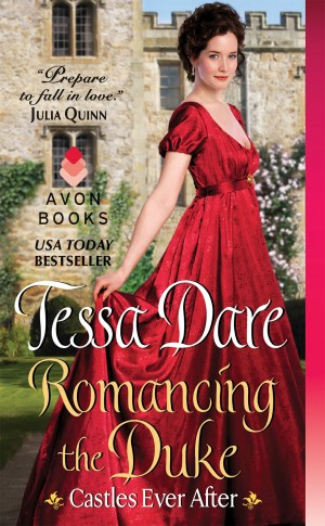 Romancing the Duke – Japanese Edition