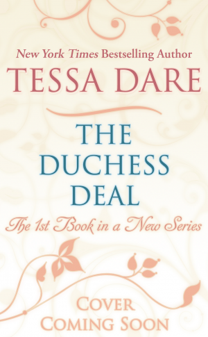 The Duchess Deal (Cover Coming Soon)