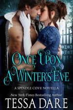 Once Upon a Winter's Eve book cover