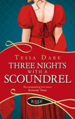 Three Nights with a Scoundrel – Dutch Edition