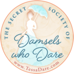 The Secret Society of Damsels who Dare
