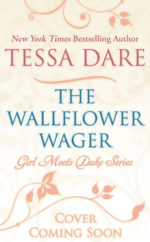 Placeholder for cover of The Wallflower Wager