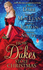 How the Dukes Stole Christmas book cover