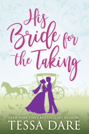 Cover of His Bride for the Taking